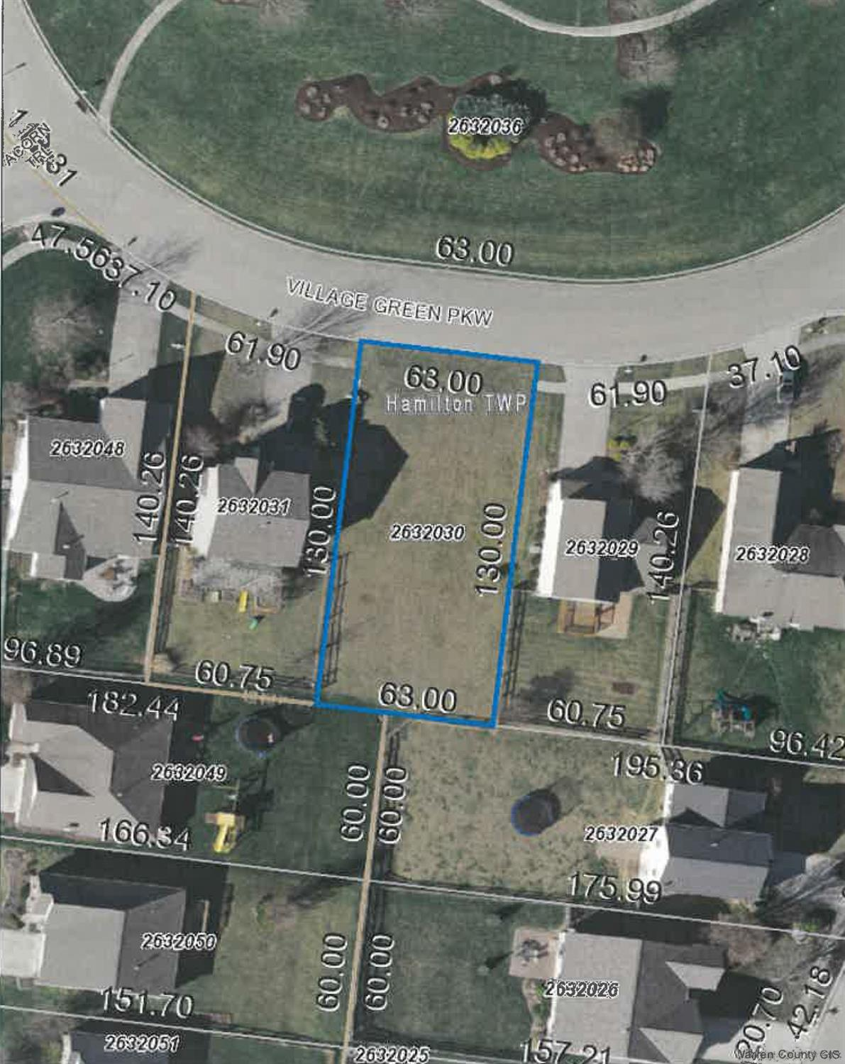 Property for sale at 0 Village Green Parkway, Hamilton Twp,  Ohio 45039
