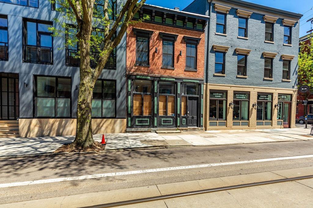Property for sale at 1504 Race Street, Cincinnati,  Ohio 45202