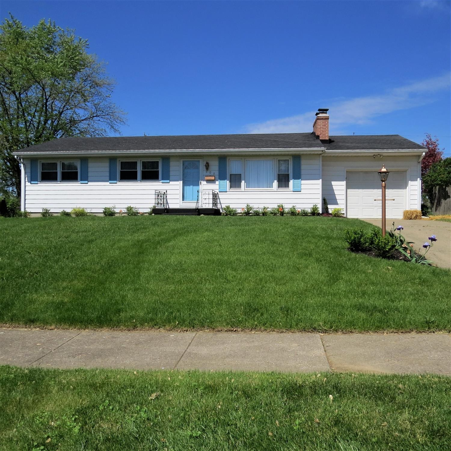 Property for sale at 508 Valley View Drive, Middletown,  Ohio 45044