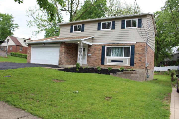 Property for sale at 8580 Shuman Lane, Springfield Twp.,  Ohio 45231