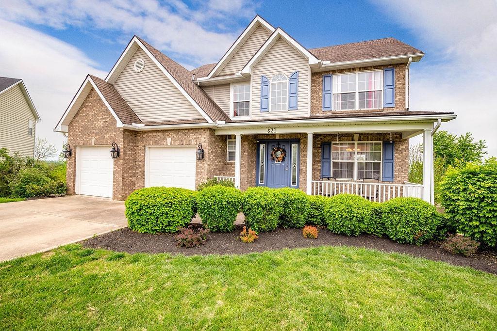 Property for sale at 821 Dry Ridge Court, Trenton,  Ohio 45067
