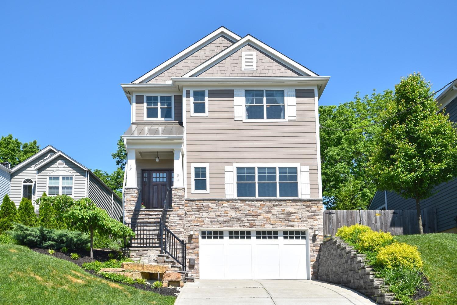 Property for sale at 517 Missouri Avenue, Cincinnati,  Ohio 45226