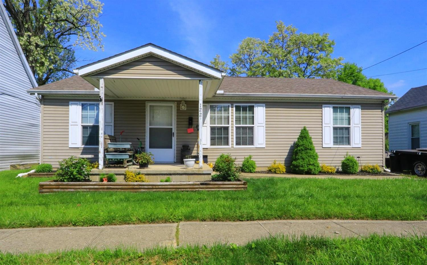 Property for sale at 122 Bourbon Street, Blanchester,  Ohio 45107