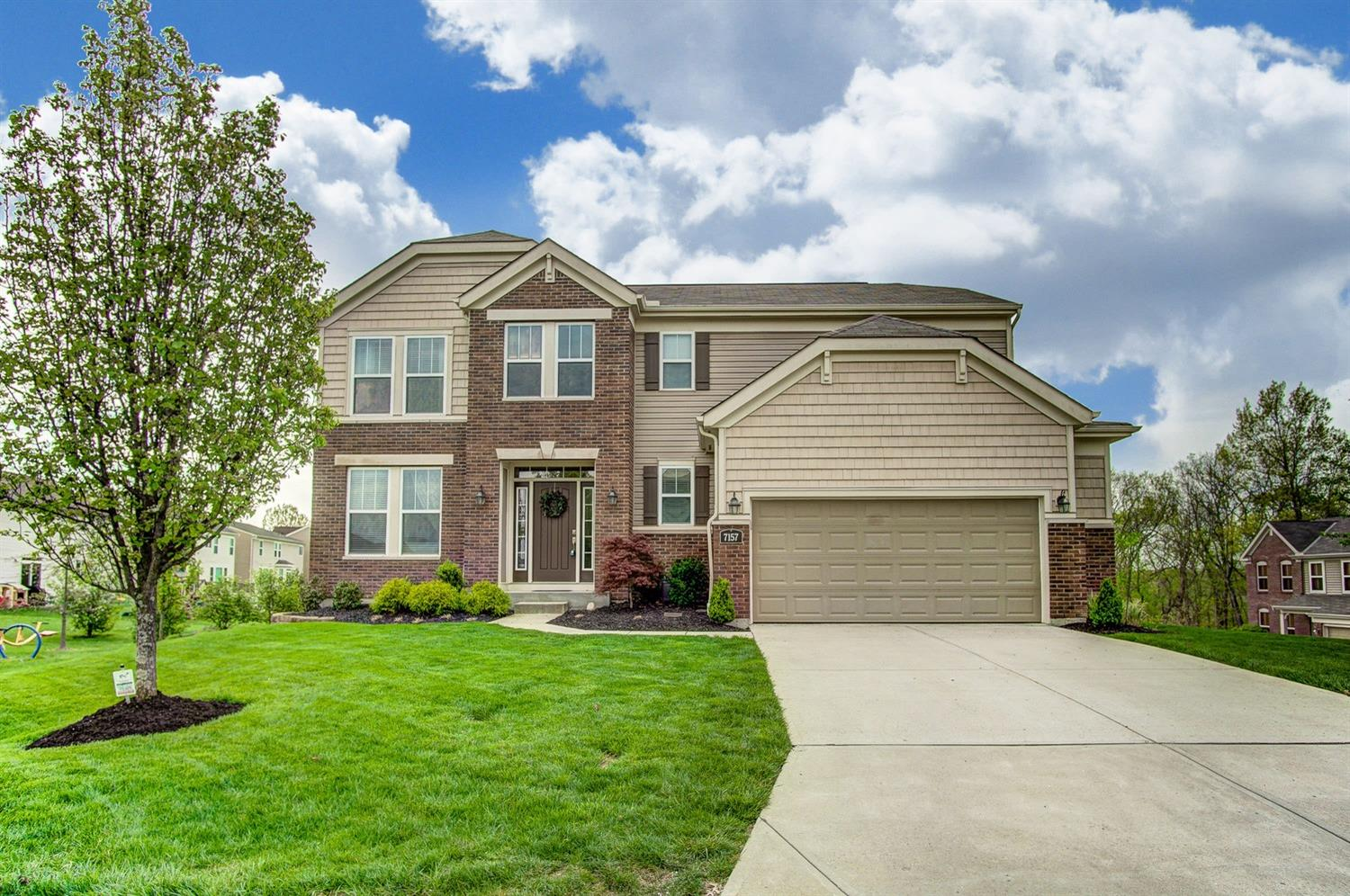 Property for sale at 7157 Tressel Wood Drive, Green Twp,  Ohio 45248