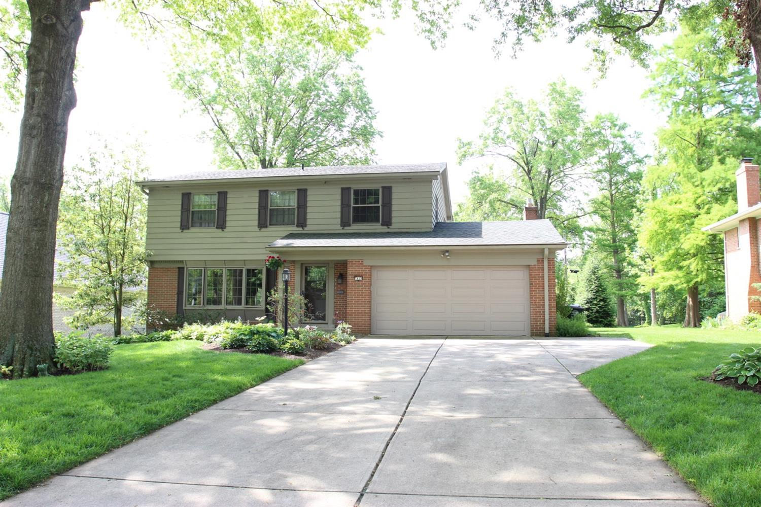 Photo of home for sale at 7815 Trailwind Drive, Montgomery OH
