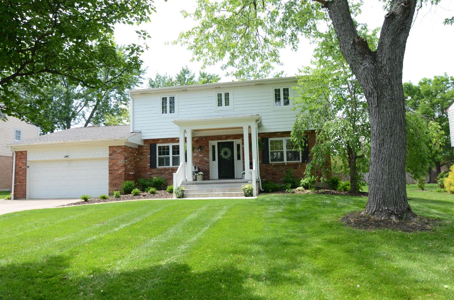 Photo of home for sale at 7555 Tiki Drive, Sycamore Twp OH
