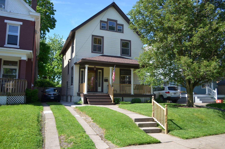 Property for sale at 2413 Kenilworth Avenue, Norwood,  Ohio 45212