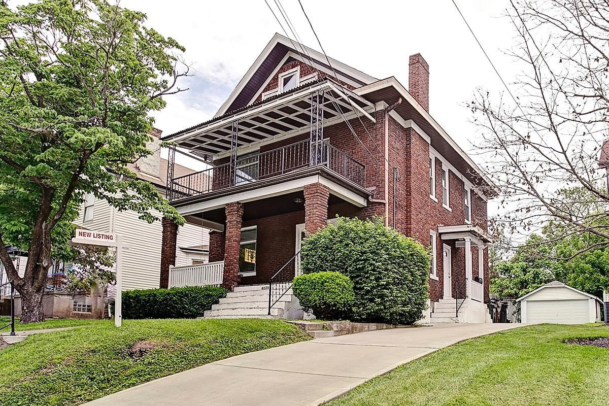 Property for sale at 4226 Franklin Avenue, Norwood,  Ohio 45212
