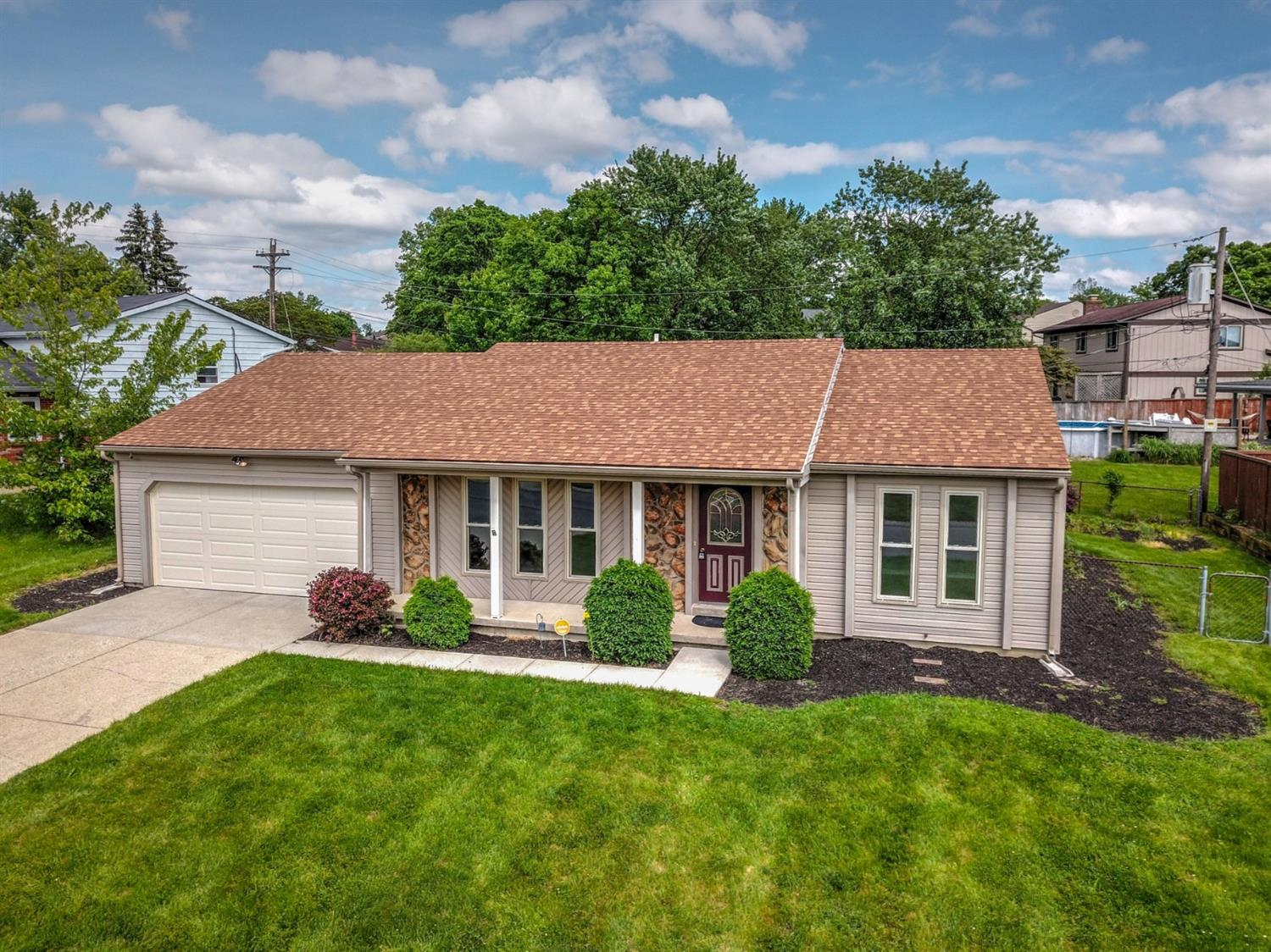 Property for sale at 874 Trails End Drive, Monroe,  Ohio 45044