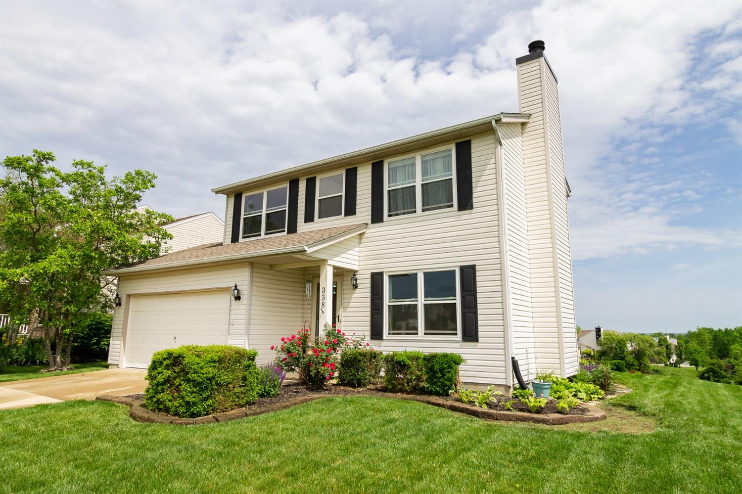 Property for sale at 338 Forge Drive, Lebanon,  Ohio 45036
