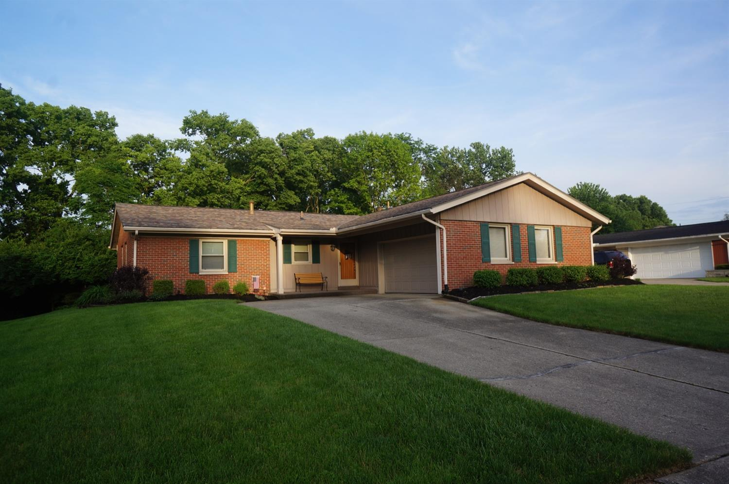 Property for sale at 133 Whisman Drive, Middletown,  Ohio 45042
