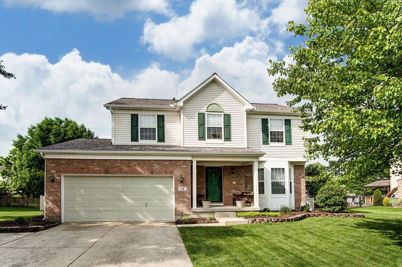 Property for sale at 15 Huntley Court, Springboro,  Ohio 45066