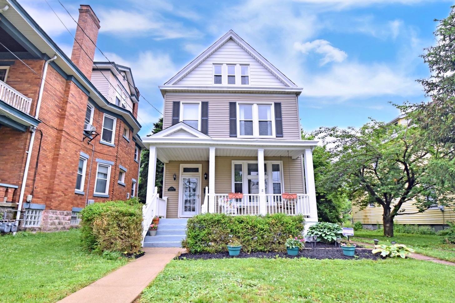Property for sale at 2252 Washington Avenue, Norwood,  Ohio 45212