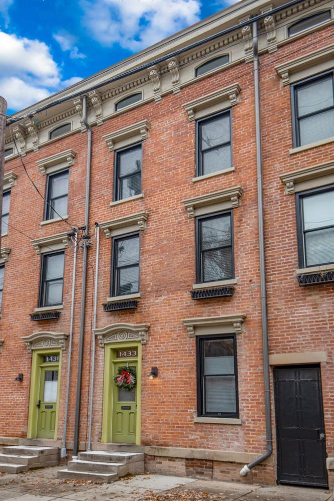 Property for sale at 1433 Elm Street, Cincinnati,  Ohio 45202