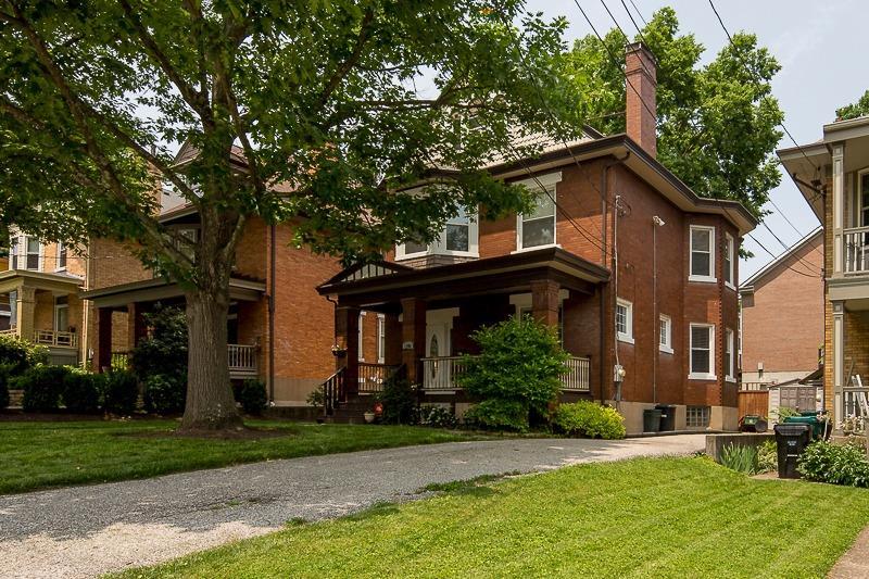 Property for sale at 1708 E Mcmillan, Cincinnati,  Ohio 45206