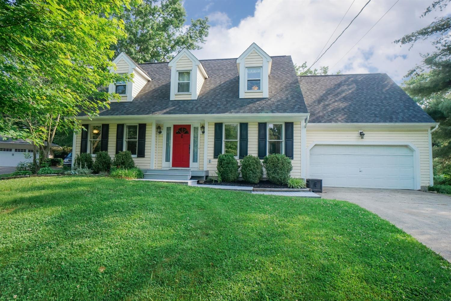 Property for sale at 1782 Acreview Drive, Springfield Twp.,  Ohio 45240