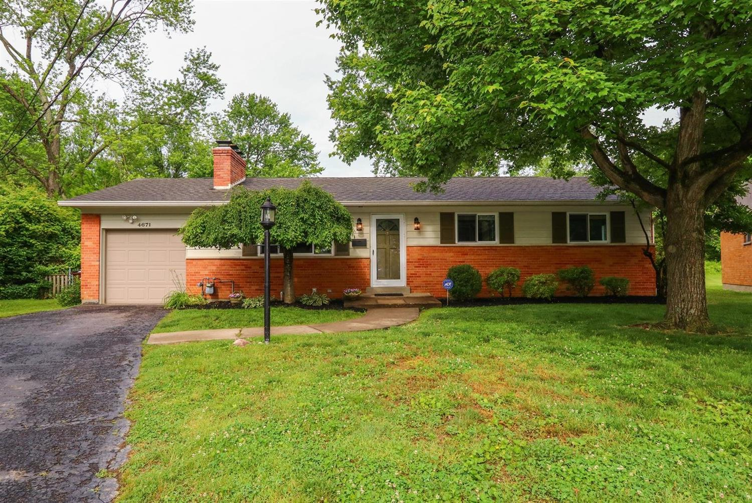 Property for sale at 4671 Hemesath Drive, Sycamore Twp,  Ohio 45242