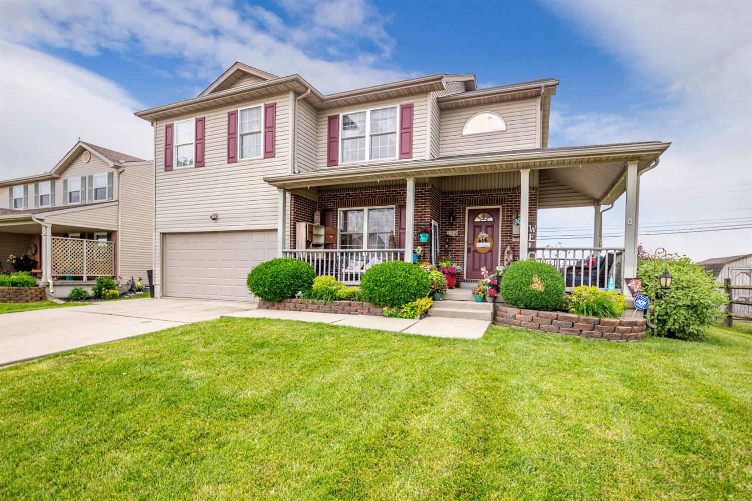 Property for sale at 172 W Aberdeen Drive, Trenton,  Ohio 45067