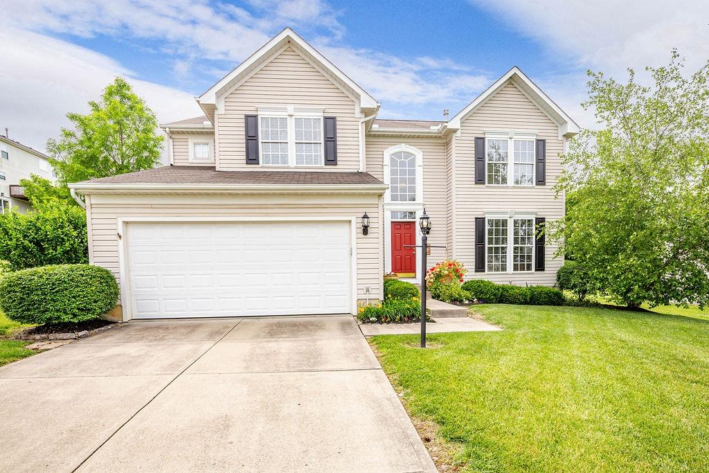 Property for sale at 55 Brittony Woods Drive, Monroe,  Ohio 45050