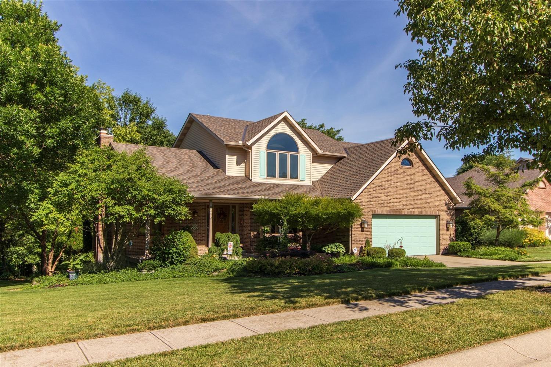 Property for sale at 528 Saint Thomas Court, Fairfield,  Ohio 45014