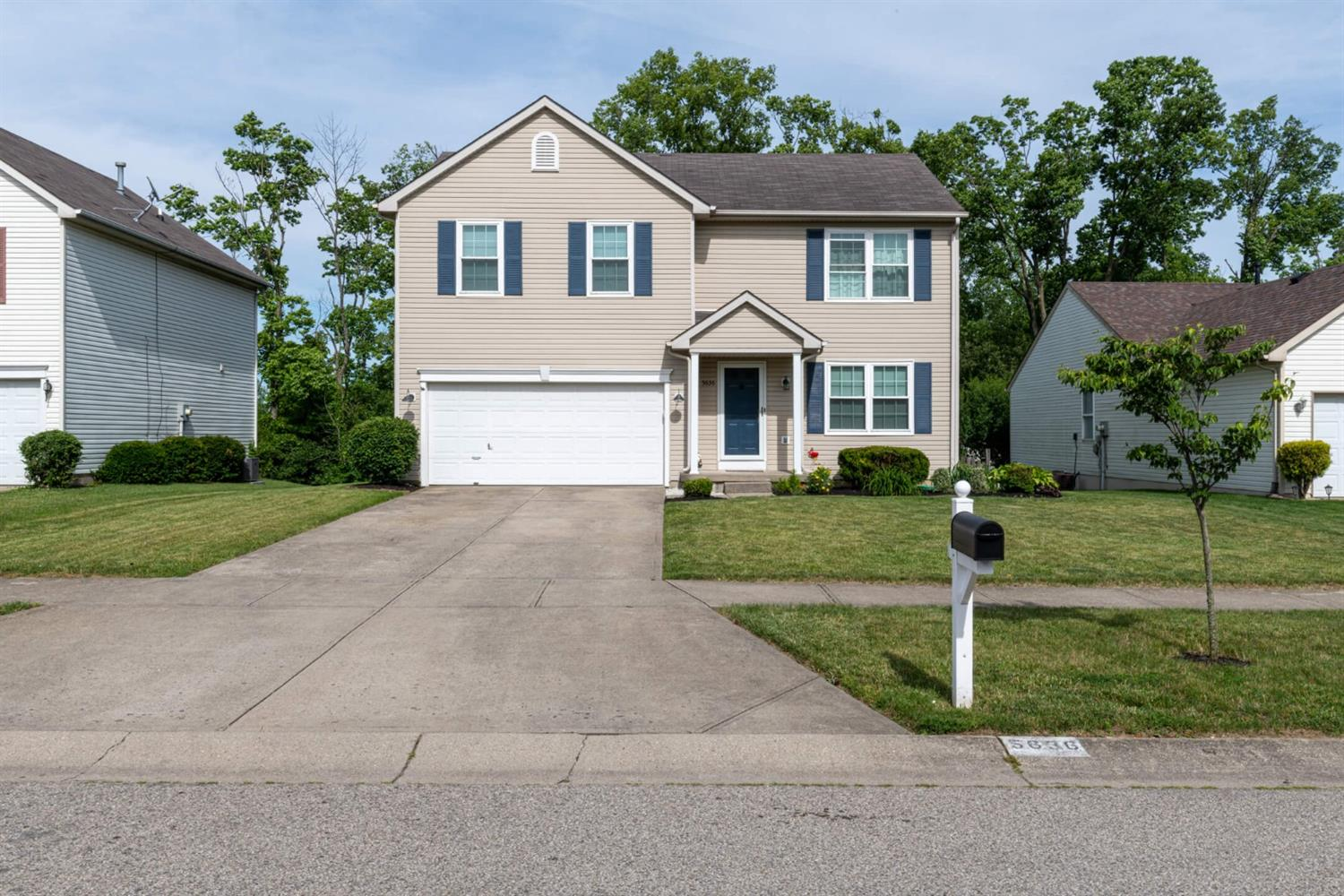 Property for sale at 5636 Autumn Drive, Middletown,  Ohio 45042