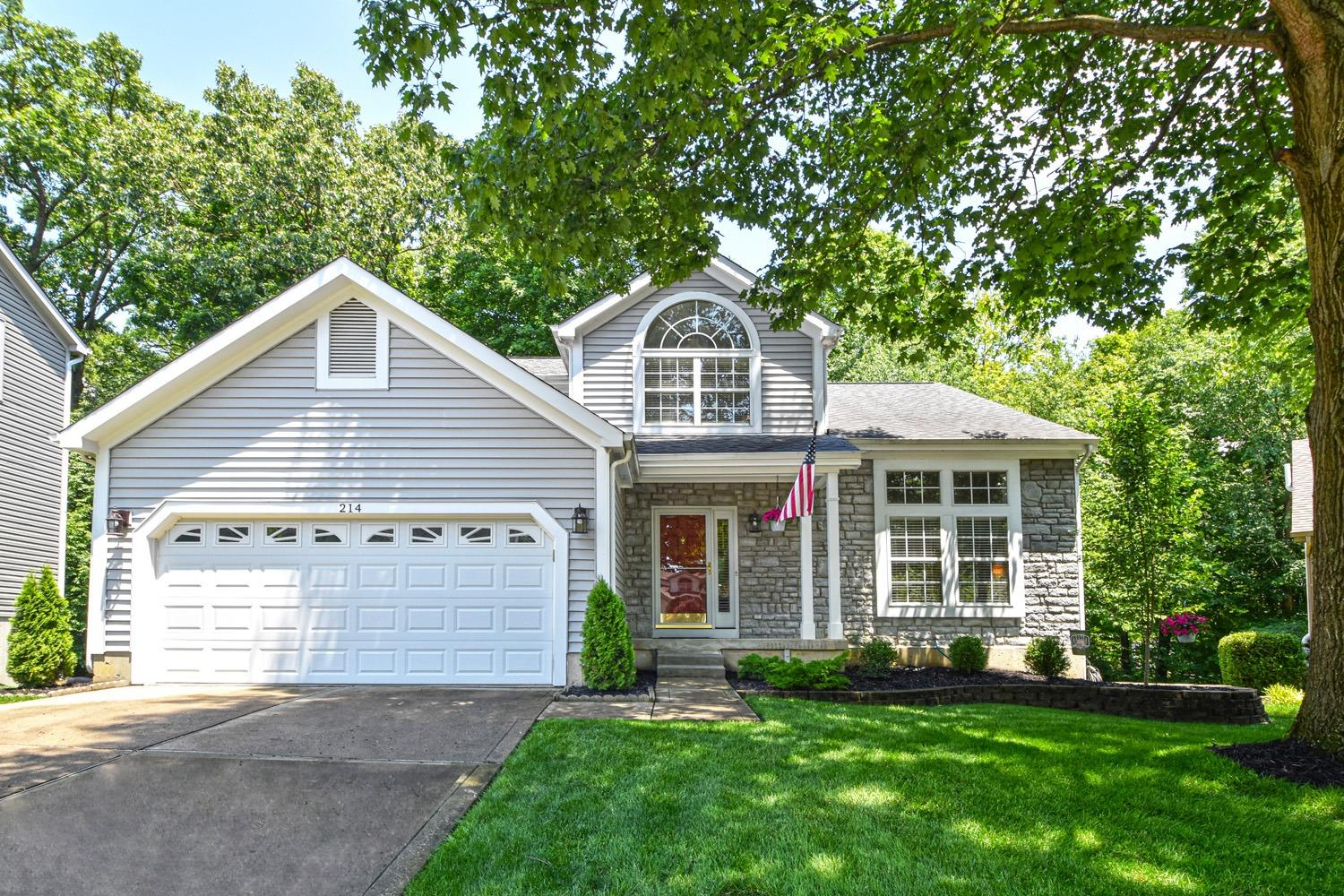 Property for sale at 214 Cannonade Drive, Loveland,  Ohio 45140