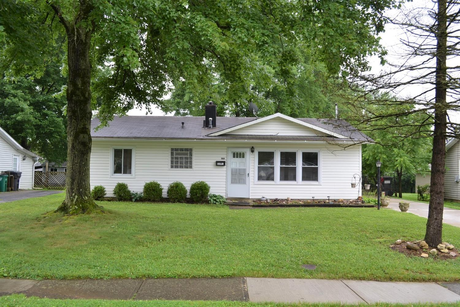 Property for sale at 1101 Sunrise Drive, Loveland,  Ohio 45140