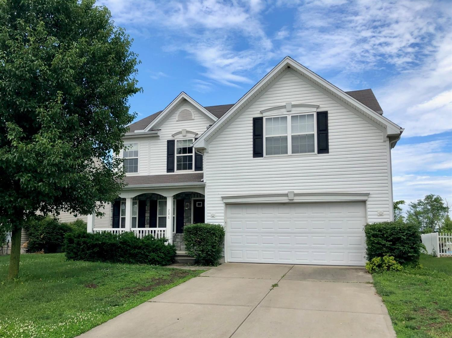 Property for sale at 206 Day Place, Trenton,  Ohio 45067