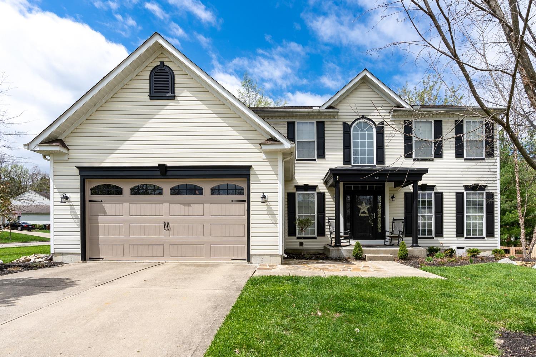 Property for sale at 521 Cherry Hill Lane, Lebanon,  Ohio 45036