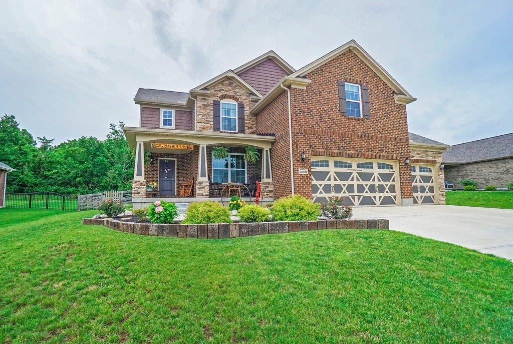 Property for sale at 2060 Bridgewater Lane, Monroe,  Ohio 45050
