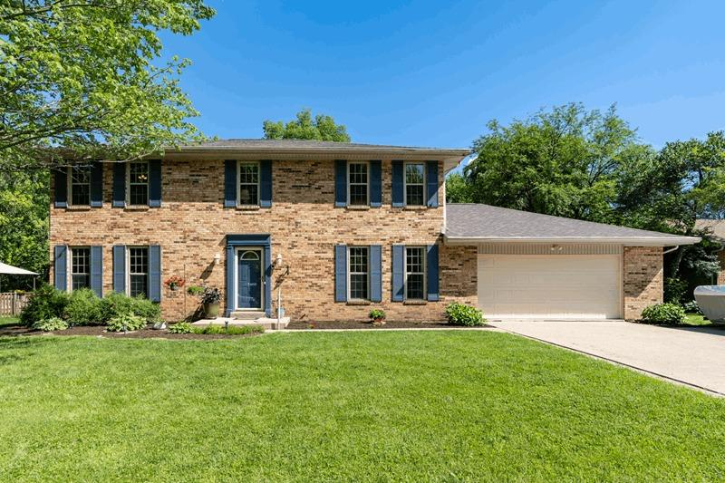 Property for sale at 7482 Fence Row, West Chester,  Ohio 45069