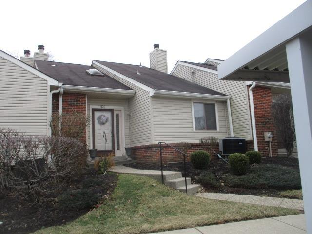Property for sale at 602 Sherwood Green Court, Mason,  Ohio 45040