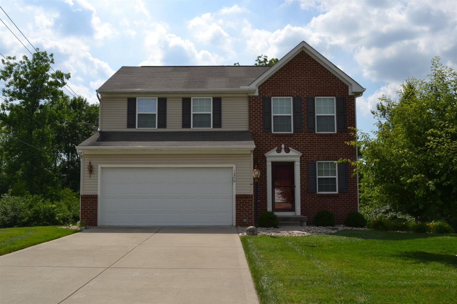 Property for sale at 1209 Turfway Court, Lebanon,  Ohio 45036