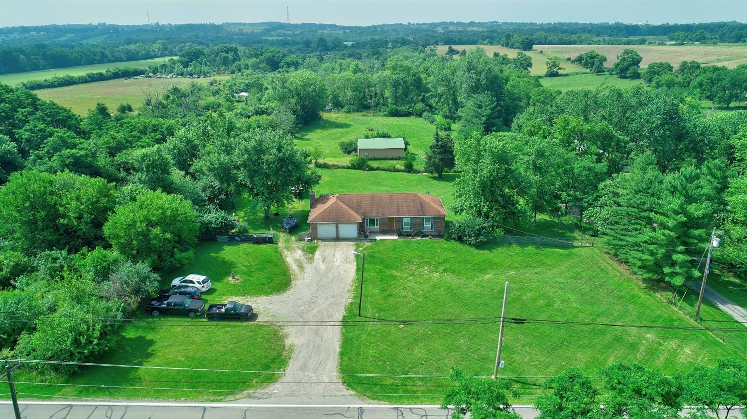 Property for sale at 4961 Oxford Middletown Road, Wayne Twp,  Ohio 45042