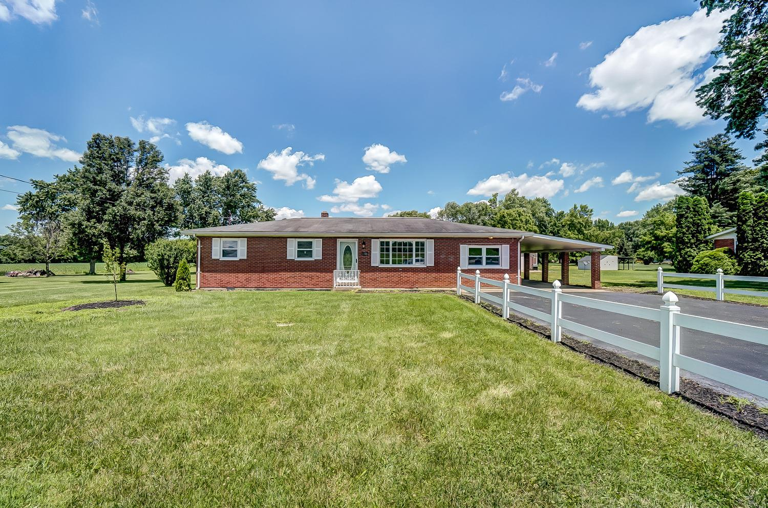 Property for sale at 1536 Wilmington Road, Turtle Creek Twp,  Ohio 45036