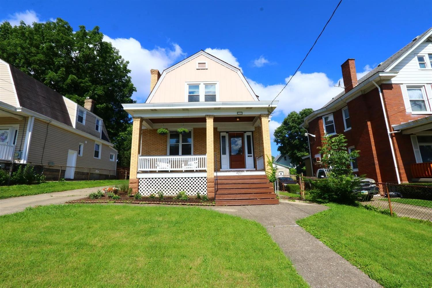 Property for sale at 4217 Franklin Avenue, Norwood,  Ohio 45212