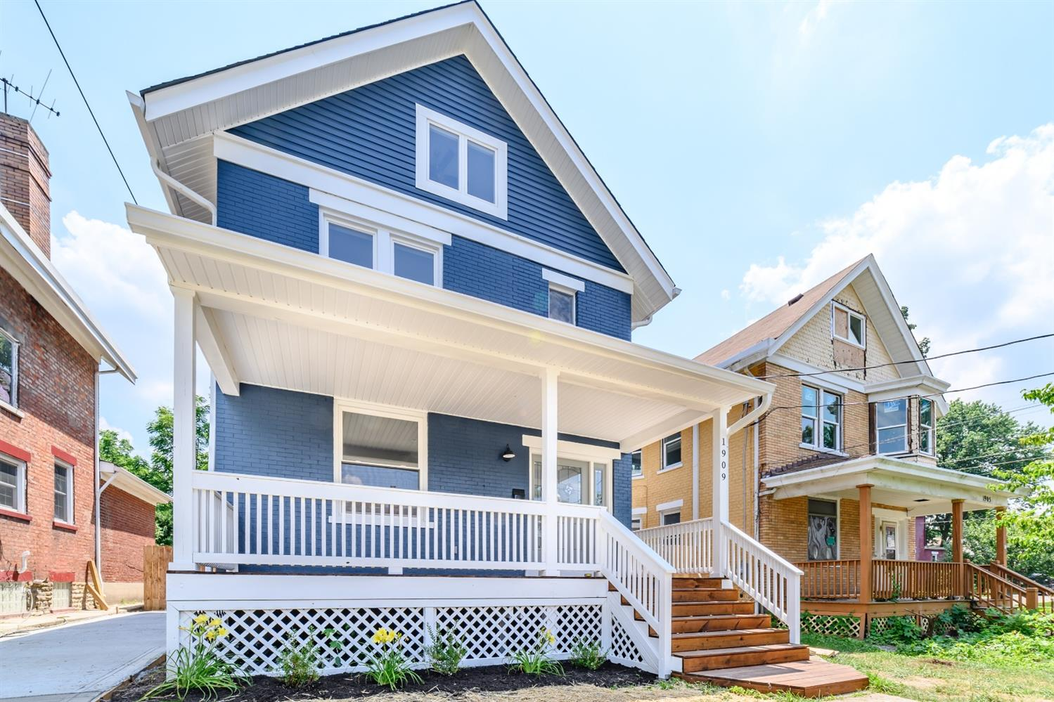 Property for sale at 1909 Waverly Avenue, Norwood,  Ohio 45212