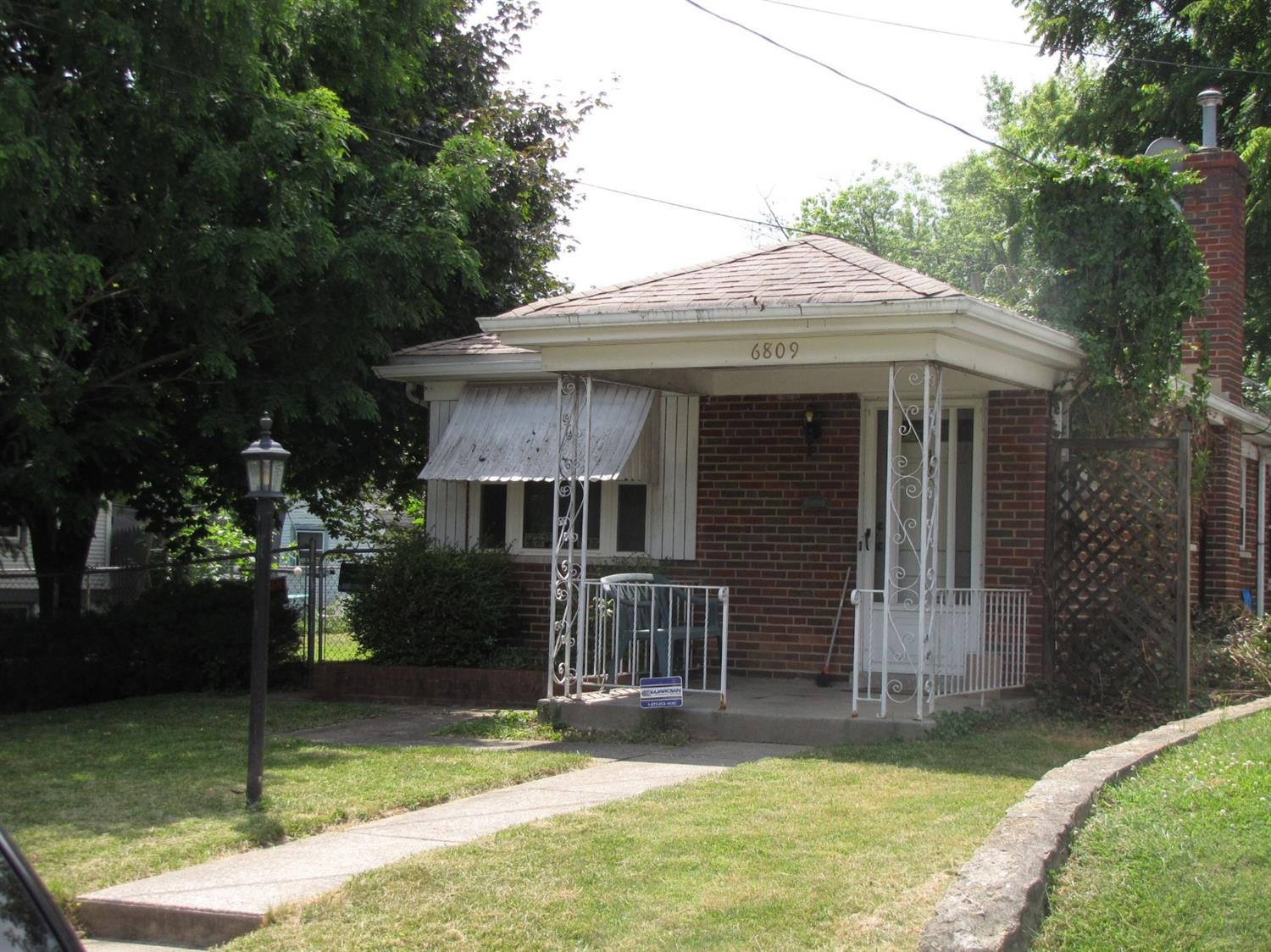 Property for sale at 6809 Betts Avenue, North College Hill,  Ohio 45239