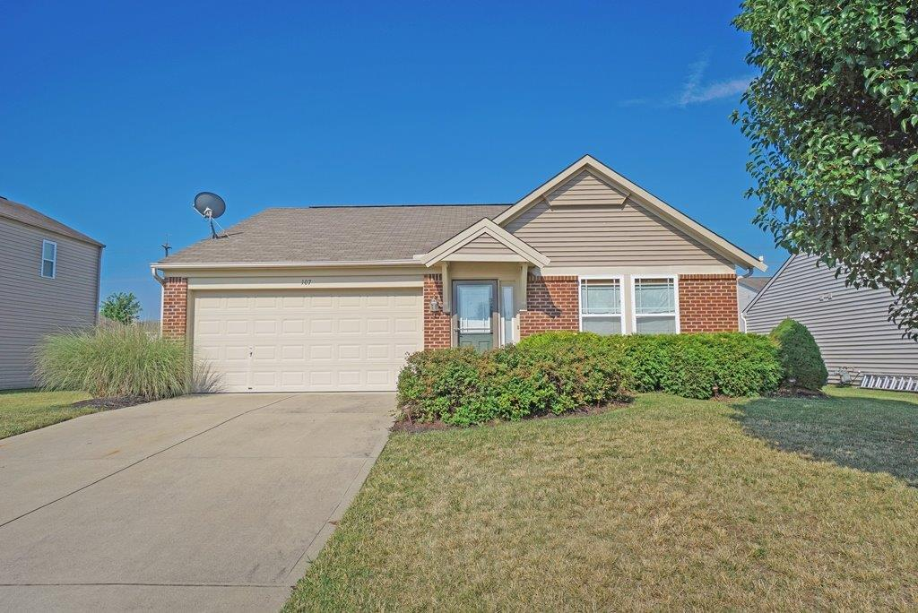 Property for sale at 107 Day Place, Trenton,  Ohio 45067