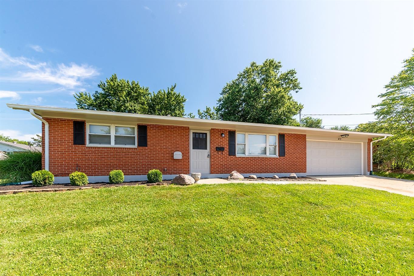 Property for sale at 412 Kuntz Court, Lebanon,  Ohio 45036