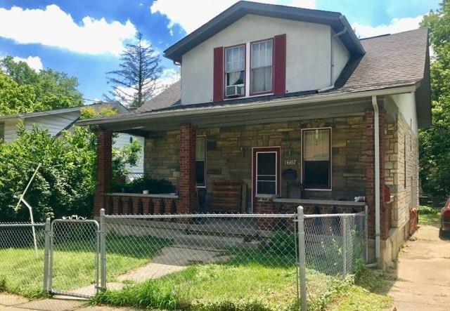 Property for sale at 1607 Emerson Avenue, North College Hill,  Ohio 45239