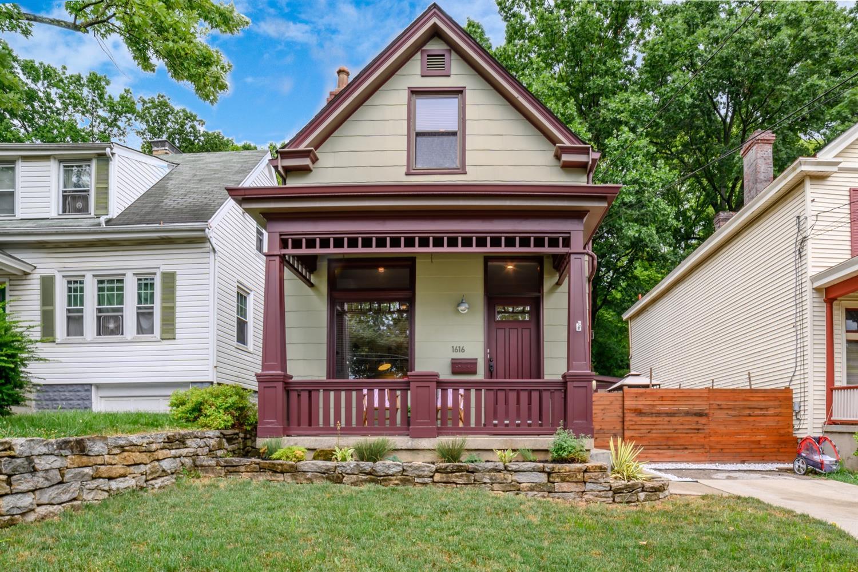 Property for sale at 1616 Glen Parker Avenue, Cincinnati,  Ohio 45223