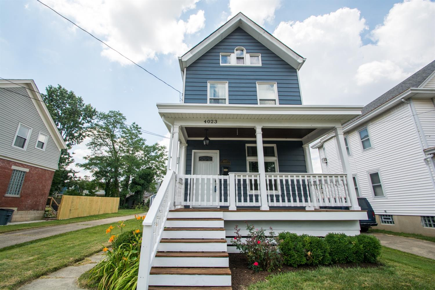 Property for sale at 4023 S Jefferson Avenue, Norwood,  Ohio 45212
