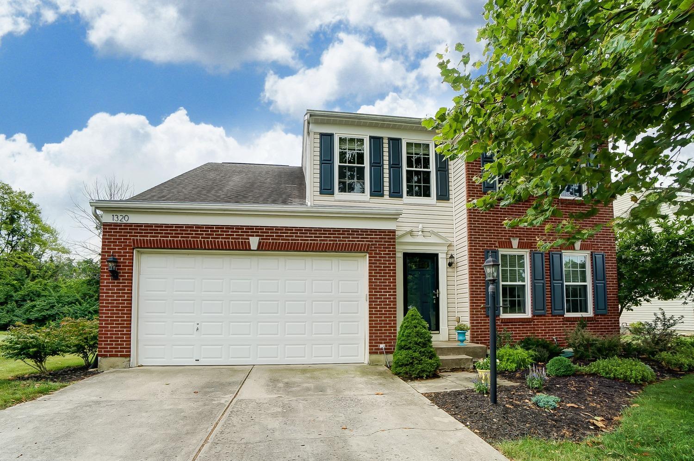 Property for sale at 1320 Harvest Run Drive, Lebanon,  Ohio 45036