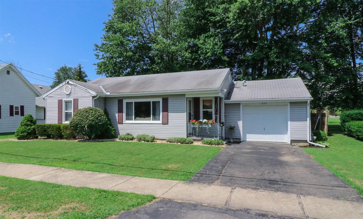 Property for sale at 517 S Union Street, Bethel,  Ohio 45106