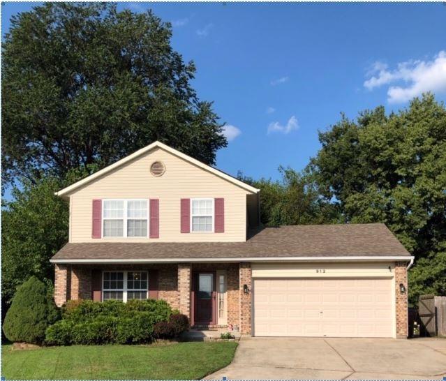 Property for sale at 912 E Branch Court, Trenton,  Ohio 45067