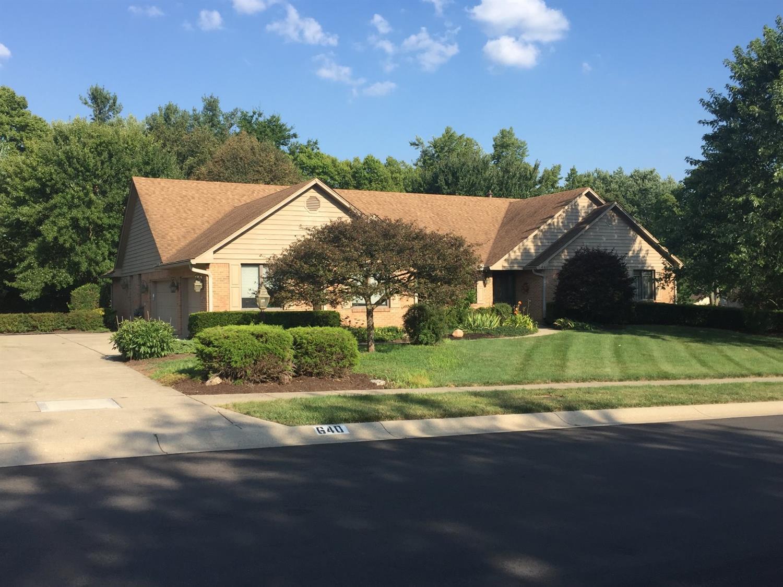 Property for sale at 640 Evergreen Drive, Springboro,  Ohio 45066