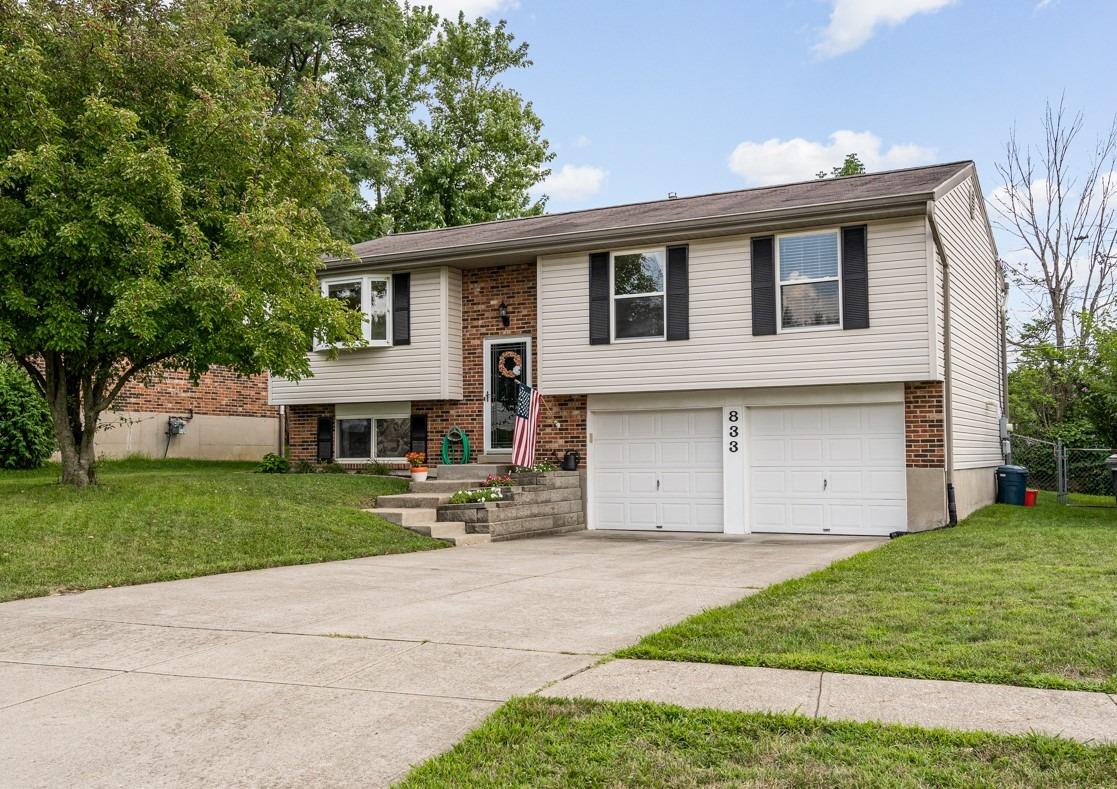 Property for sale at 833 Beechmeadow Lane, Delhi Twp,  Ohio 45238