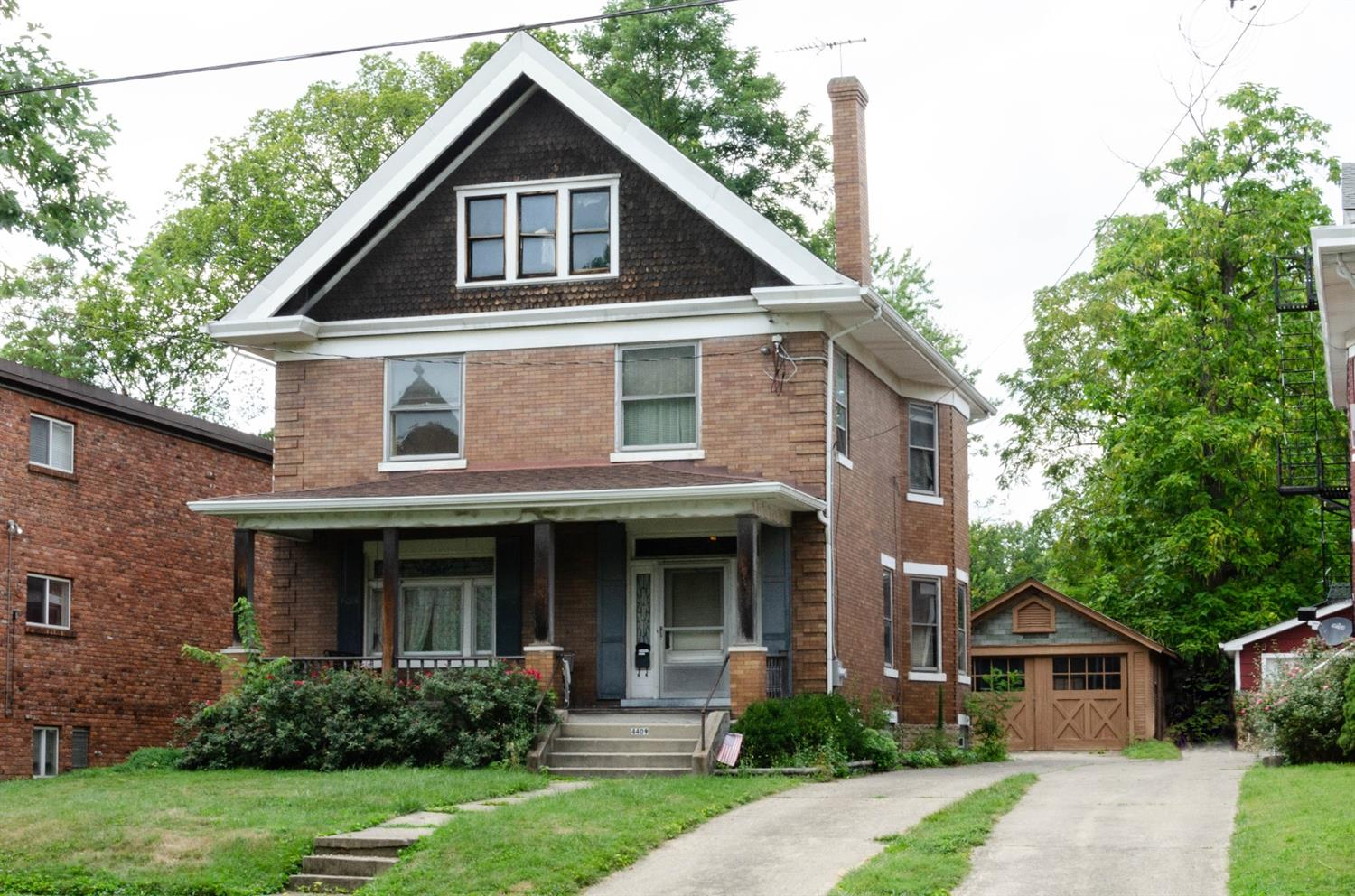 Property for sale at 4409 Floral Avenue, Norwood,  Ohio 45212