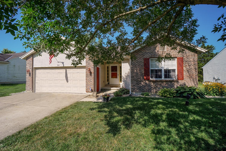 Property for sale at 861 Greengate Drive, Lebanon,  Ohio 45036